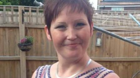 Stephanie Griggs-Vann died after a three year battle with cancer in October 2015 aged 36. Picture: L
