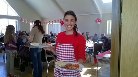 A fund raising breakfast at South Creak in Norfolk for Christian Aid Week, 2016. Picture: Christian