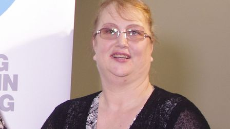 Sharon Roberts, Diabetes UK eastern regional head. Picture: ARCHANT LIBRARY