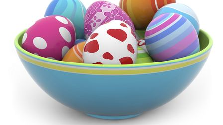 The next market at North Wymondham Community Centre will be transformed into a pre-Easter chocolate