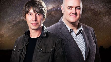 Stargazing Live: Australia starts on BBC2 on March 28 hosted by Professor Brian Cox and Dara O Briai