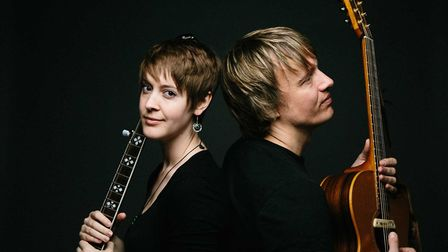 Honey & The Bear will perform at Beccles Libary as part of The Library Sessions, with support acts,