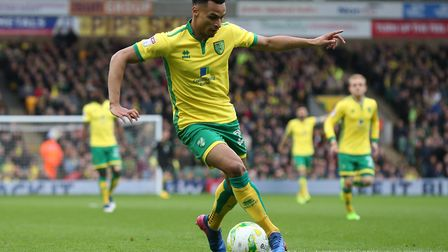 Jacob Murphy will be hoping to make his England Under-21s debut. Picture: Paul Chesterton/Focus Ima