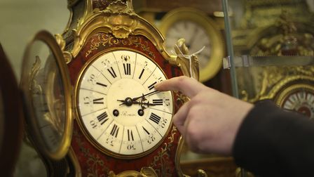 Time for change - the clocks go back on October 29. Picture: Philip Toscano/PA Wire