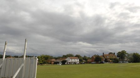 Aldborough is one of many picturesque venues in the Norfolk Cricket League. Picture: ARCHANT