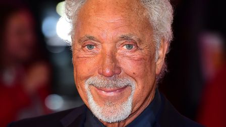 Sir Tom Jones will perform at Holkham this summer. Picture: Ian West/PA Wire