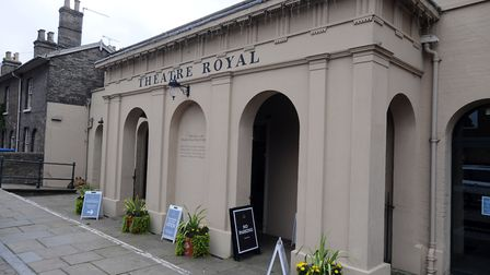 The Theatre Royal in Bury St Edmunds. Phil Morley