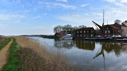 Snape Maltings. Picture: Sarah Lucy Brown