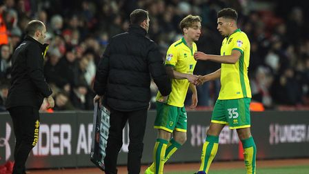 Norwich City midfielder Ray Grant is back at his parent club. Picture: Paul Chesterton/Focus Images