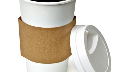 Is it time to start charging for coffee cups? Picture: Getty Images/iStockphoto