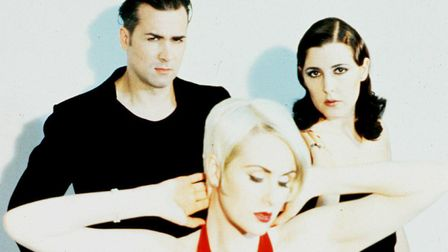 The Human League. Picture: Archant Library