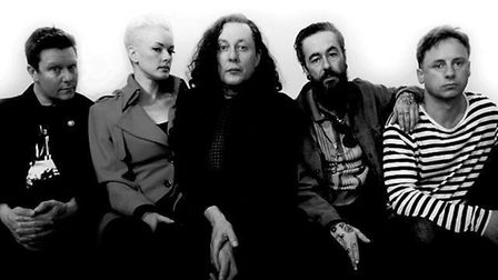 The Wonder Stuff. Picture: supplied