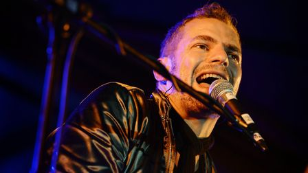 Festival Too in King's Lynn - Headline act Toploader on stage. Picture: Matthew Usher.