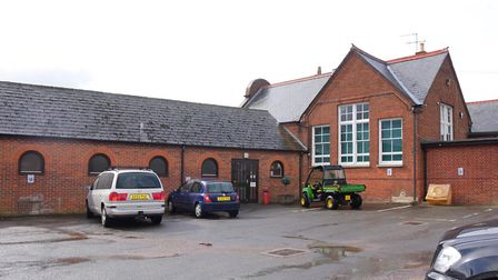 The project will see the Sprowston Diamond Centre (pictured) extended to include a multi-use sports