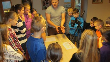 Free film workshop will give young people in King's Lynn the chance to make their own short film. Pi