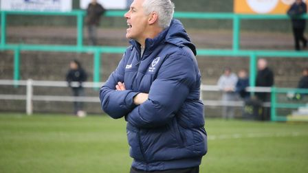 King's Lynn Town boss Ian Culverhouse was pleased with the attitude of his young side despite going