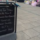 Ruby's Tea Stall, Norwich. Picture: David Lynch