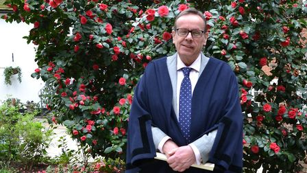 Duncan Jeffery, Head of Communications at Westminster Abbey and a former Assistant Editor with the E