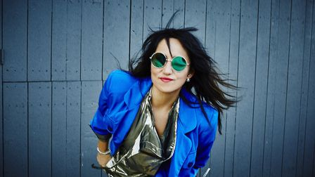 KT Tunstall to headline second weekend of King's Lynn Festival Too 2017. Picture: Submitted
