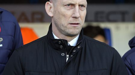 Jaap Stam believes there is still some fight in Norwich City's squad. Picture: Paul Chesterton/Focus