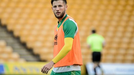 Norwich City are keen to sign Mitchell Dijks permanently from Ajax this summer. Picture: Matthew Ush