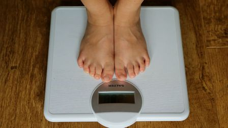 The NHS gives advice about weight loss. Photo: Gareth Fuller/PA Wire