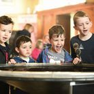 The Cosmos Roadshow at the Town Hall in King's Lynn. Picture: Ian Burt