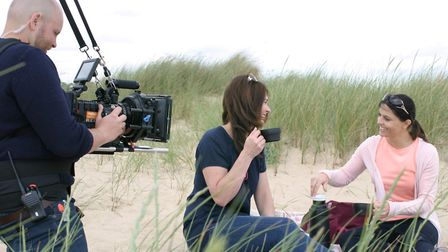 A still from a new TV advert promoting Great Yarmouth by the tourism authority. Photo: GYTA