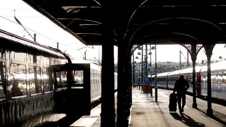train services between Norwich and London have been cancelled as heat-related speed restrictions are