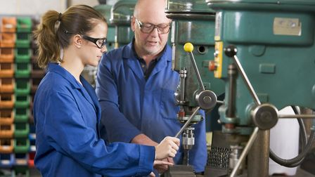 """Businesses are """"alarmingly underprepared"""" for the apprenticeship levy, it has been warned. Picture:"""