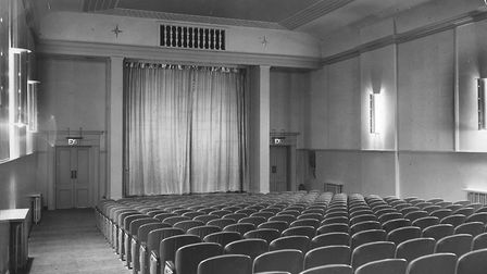 Noverre Cinema at the Assembly House, dated 1950. Photo: Archant Library.