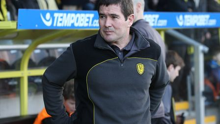 Nigel Clough is one of a few managers to prosper at Burton Albion. Picture: Paul Chesterton/Focus Im