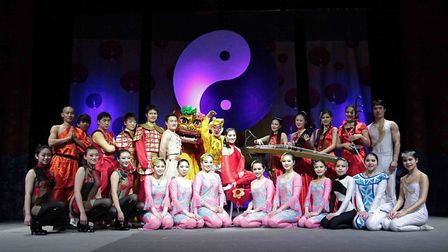 Chinese State Circus are bringing their latest show Dynasty to a heated big top at Norfolk Showgroun