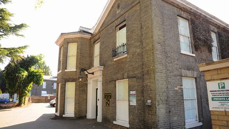 MJB Group Beeches Hotels. The Beeches Hotels, 2-6 Earlham Road, near to St John's Cathedral. Picture