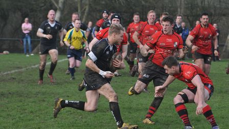 Jim Riley's Holt side were beaten by fellow strugglers Campion in their final league game. Picture: