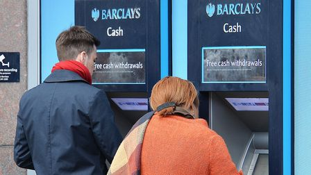 The boss of Barclays is being probed amid accusations of trying to find a whistleblower. Picture: Jo