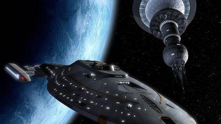 First Contact Day - the celebration of humans' first contact with Vulcans - made its first appearanc