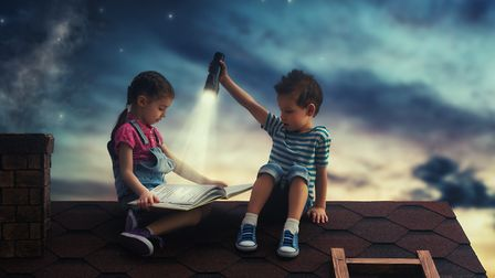 Marianne Gibbs thinks that torches hold a certain magic for children. Picture: Thinkstock