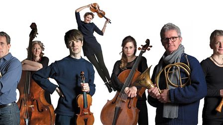 Musicians from the world-renowned Orchestra of the Age of Enlightenment (OAE) worked with local scho