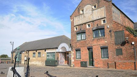 The former probation office beside the Purfleet in King's Lynn. Picture: Chris Bishop