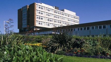 Torbay Hospital is still open for business