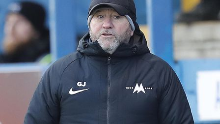 Torquay United manager Gary Johnson 'disappointed' with league decision PHOTO: Steve Bond/PPAUK