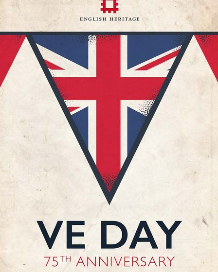 VE Day pack from English Heritage