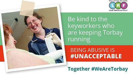 Abuse of keyworkers is #Unacceptable