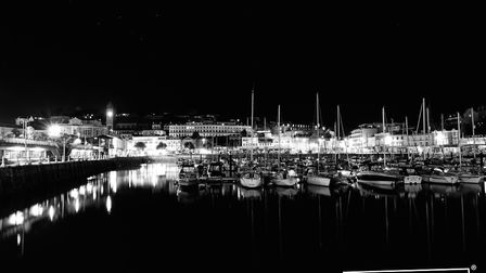 A strangely quiet Torbay during lockdown Photo: Shot by Rob 4689-2