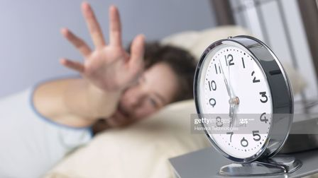 Missed: The alarm clock wake-up call before Lockdown