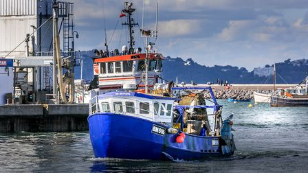 Two Brothers' trawler BM516