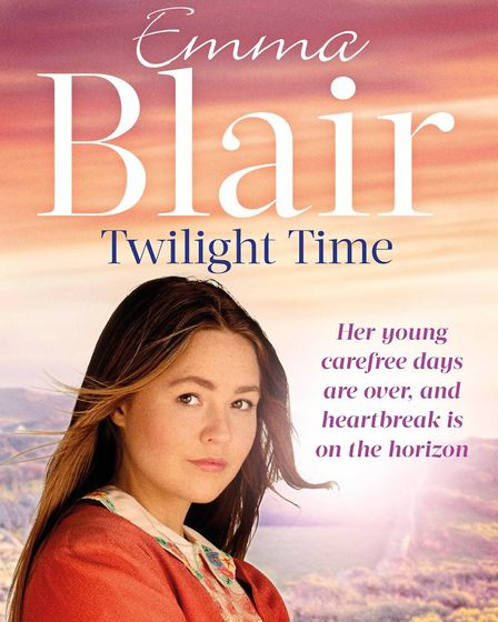 One of Iain's bookes, penned under the name of Emma Blair