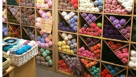 Knit and Stitch has moved its operation online