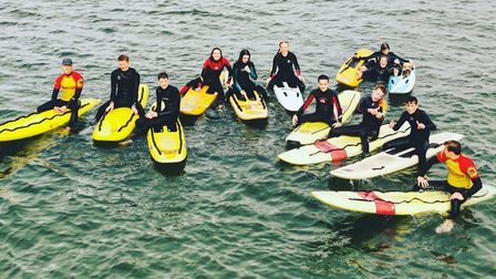 Torbay Surf Life Saving Club has had more than 25,000 children and adults through the club doors at